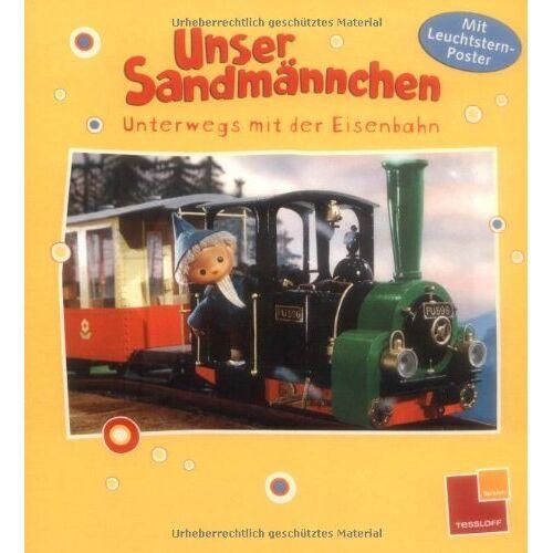 - Unser Sandmännchen. Unterwegs mit der Eisenbahn: Mit Leuchtstern-Poster - Preis vom 25.07.2021 04:48:18 h