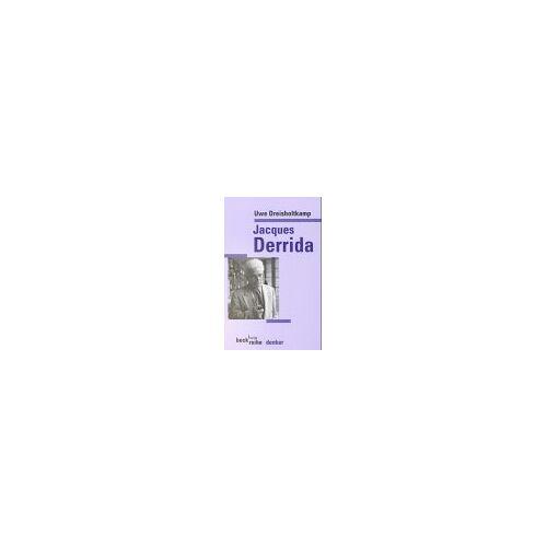 Uwe Dreisholtkamp - Jacques Derrida - Preis vom 18.06.2021 04:47:54 h
