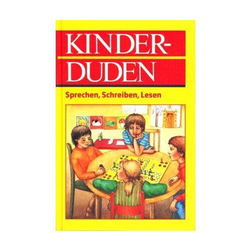 - Kinderduden: Sprechen, Schreiben, Lesen - Preis vom 09.06.2021 04:47:15 h