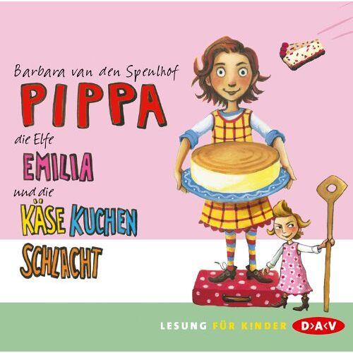 Speulhof, Barbara van den - Pippa, die Elfe Emilia und die Käsekuchenschlacht - Preis vom 22.07.2021 04:48:11 h