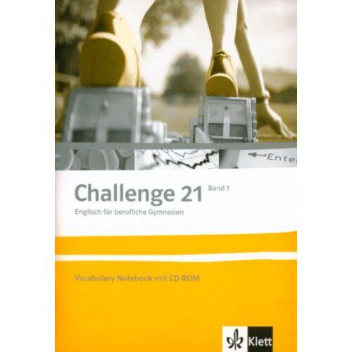Karin Machan - Challenge 21. Band 1 Vocabulary Notebook mit CD-Rom - Preis vom 13.06.2021 04:45:58 h