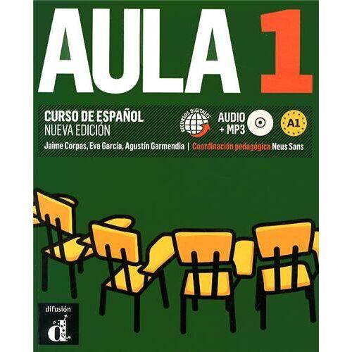 Aa.Vv. - Aula 1 (Ele - Texto Español) - Preis vom 25.07.2021 04:48:18 h