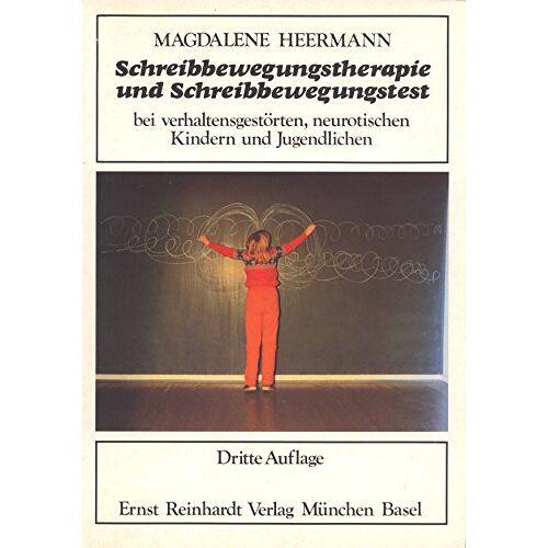 Magdalene Heermann - Schreibbewegungstherapie und Schreibbewegungstest - Preis vom 19.06.2021 04:48:54 h