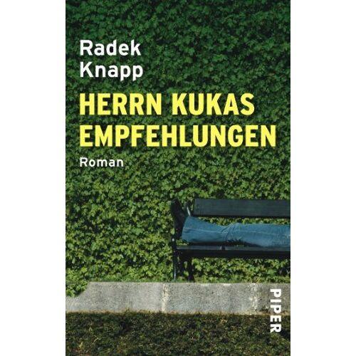 Radek Knapp - Herrn Kukas Empfehlungen - Preis vom 09.06.2021 04:47:15 h