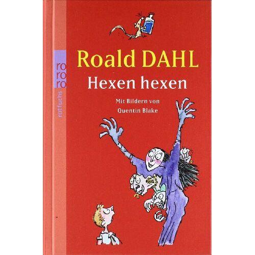 Roald Dahl - Hexen hexen - Preis vom 16.05.2021 04:43:40 h