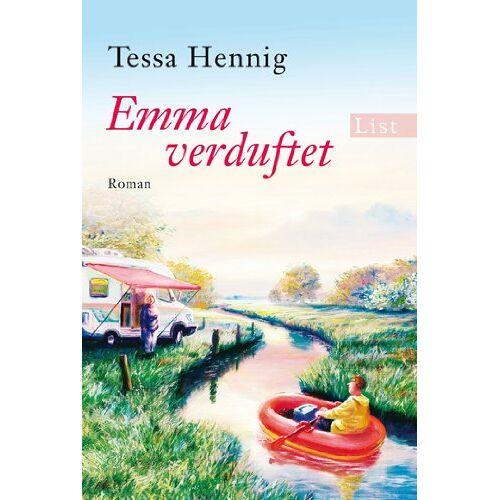 Tessa Hennig - Emma verduftet: Roman - Preis vom 30.07.2021 04:46:10 h