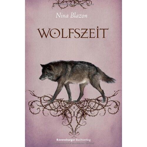 Nina Blazon - Wolfszeit - Preis vom 18.06.2021 04:47:54 h