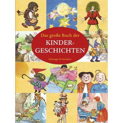 - Das große Buch der Kindergeschichten - Preis vom 09.06.2021 04:47:15 h