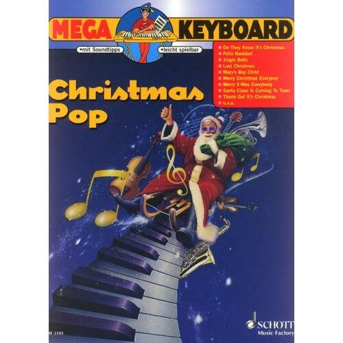 - Christmas Pop: Keyboard. (Mega Keyboard) - Preis vom 17.05.2021 04:44:08 h