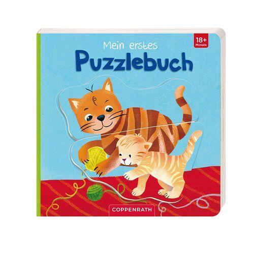 Tina Sendler - Mein erstes Puzzlebuch: Ab 18 Monate - Preis vom 12.09.2021 04:56:52 h
