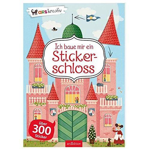 - Ich baue mir ein Stickerschloss - Preis vom 13.06.2021 04:45:58 h