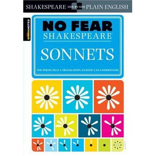 Shakespeare No Fear Shakespeare: Sonnets (Sparknotes No Fear Shakespeare) - Preis vom 17.06.2021 04:48:08 h