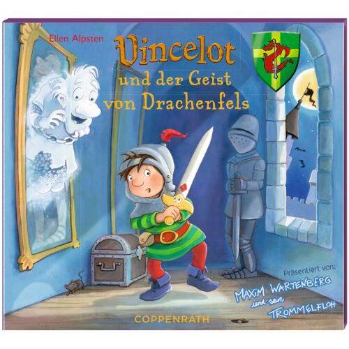 Ellen Alpsten - Vincelot und der Geist von Drachenfels (CD) - Preis vom 01.08.2021 04:46:09 h
