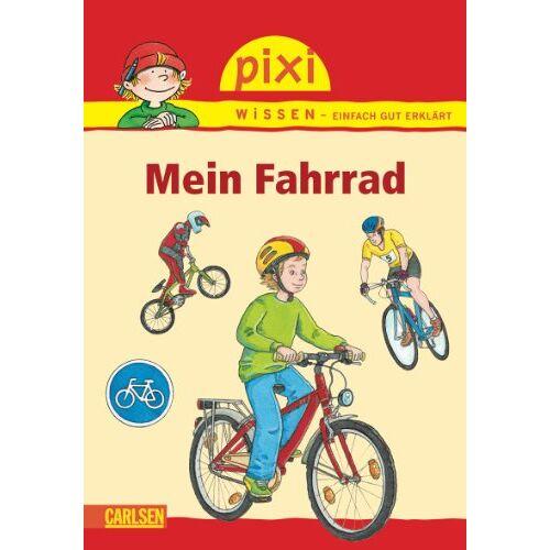 Hanna Sörensen - Pixi Wissen, Band 32: Mein Fahrrad - Preis vom 23.10.2021 04:56:07 h