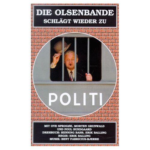 - Die Olsenbande 9 ...schlägt wieder zu [VHS] - Preis vom 09.06.2021 04:47:15 h