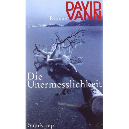 David Vann - Die Unermesslichkeit - Preis vom 11.06.2021 04:46:58 h