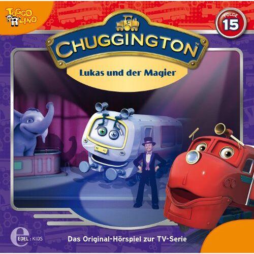 Chuggington - Chuggington Folge 15: Lukas und der Magier - Preis vom 12.06.2021 04:48:00 h