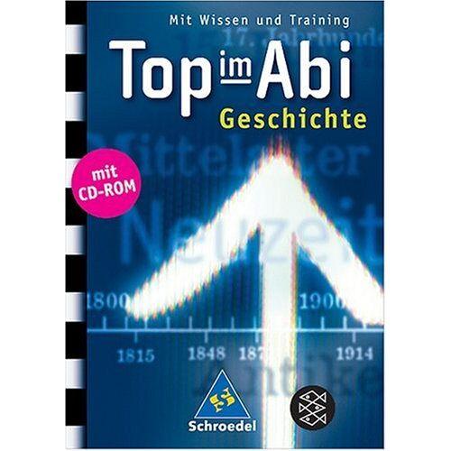 Volker Frielingsdorf - Top im Abi. Abiturhilfen: Top im Abi: Top im Abi. Geschichte: Mit Wissen und Training - Preis vom 11.10.2021 04:51:43 h