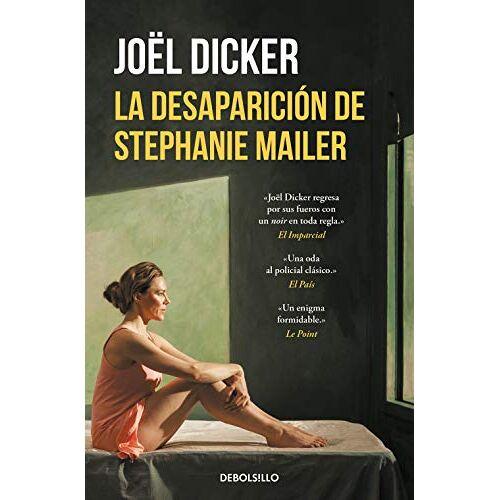 Joël Dicker - La desaparición de Stephanie Mailer (Best Seller) - Preis vom 22.06.2021 04:48:15 h
