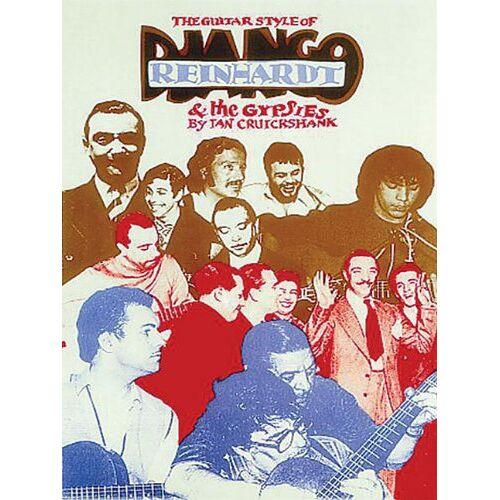 - The Guitar Styles Of Django Reinhardt And The Gypsies (Album): Noten für Gitarre - Preis vom 19.06.2021 04:48:54 h