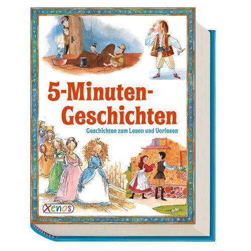 - Die 5-Minuten-Geschichten: Geschichten zum Lesen und Vorlesen (Geschichtenschatz) - Preis vom 21.06.2021 04:48:19 h