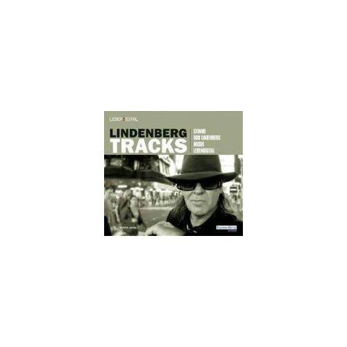 Udo Lindenberg - Lindenbergtracks: Stimme: Udo Lindenberg. Musik: LEBENdIGITAL. - Preis vom 09.09.2021 04:54:33 h