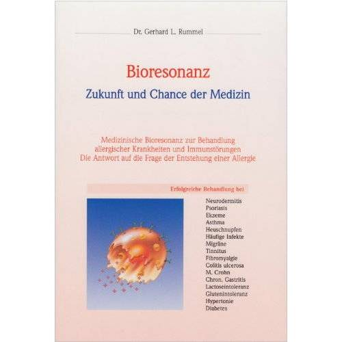 Rummel, Gerhard L. - Bioresonanz - Preis vom 24.07.2021 04:46:39 h