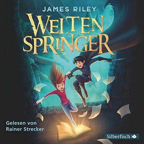 James Riley - Weltenspringer: 4 CDs - Preis vom 17.06.2021 04:48:08 h