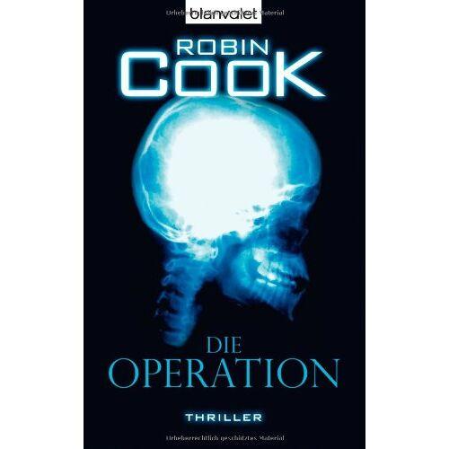 Robin Cook - Die Operation - Preis vom 14.06.2021 04:47:09 h