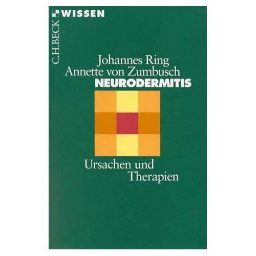 Zumbusch, Annette von - Neurodermitis: Ursachen und Therapien - Preis vom 30.07.2021 04:46:10 h