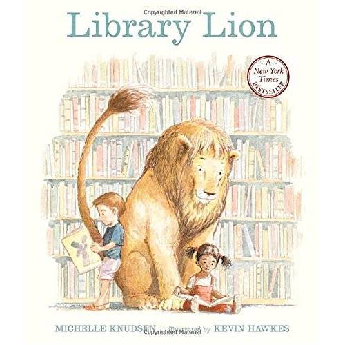 Michelle Knudsen - Library Lion - Preis vom 19.06.2021 04:48:54 h