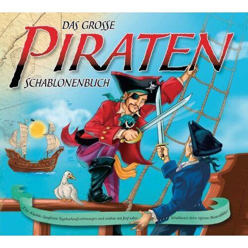 - Das große Piraten-Schablonenbuch - Preis vom 16.06.2021 04:47:02 h