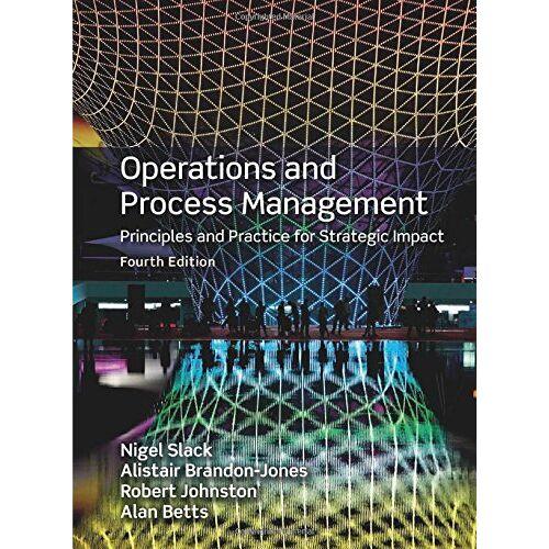 Nigel Slack - Operations & Process Management - Preis vom 11.06.2021 04:46:58 h