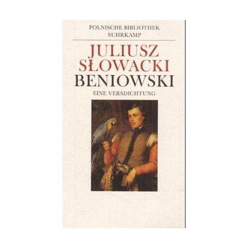 Juliusz Slowacki - Beniowski. Eine Versdichtung - Preis vom 19.06.2021 04:48:54 h