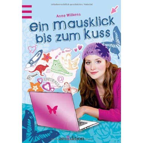 Anne Wilkens - Ein Mausklick bis zum Kuss - Preis vom 09.06.2021 04:47:15 h