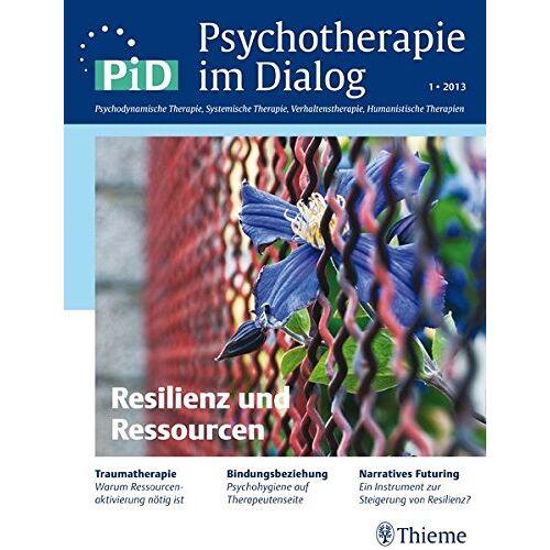 Maria Borcsa - Psychotherapie im Dialog - Resilienz und Ressourcen - Preis vom 15.10.2021 04:56:39 h