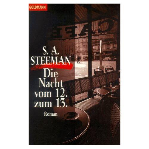 Steeman-S.a - Die Nacht vom 12. zum 13. - Preis vom 11.06.2021 04:46:58 h