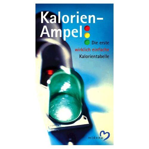 Sven-David Müller - Kalorien-Ampel: Die erste wirklich einfache Kalorientabelle - Preis vom 28.07.2021 04:47:08 h