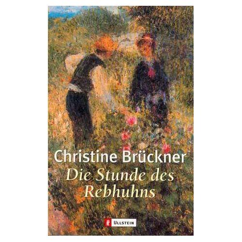 Christine Brückner - Die Stunde des Rebhuhns - Preis vom 19.06.2021 04:48:54 h