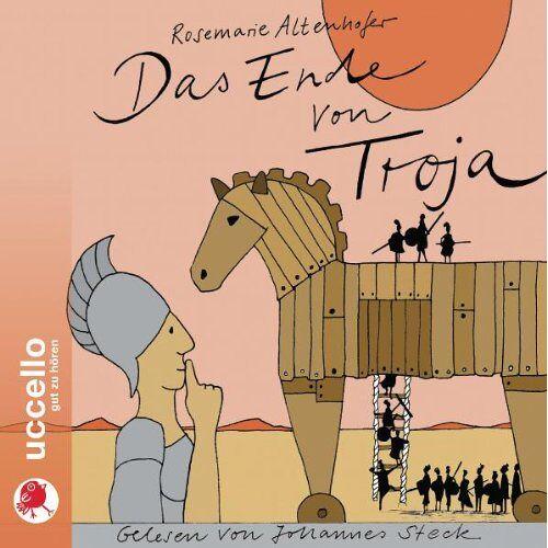 Rosemarie Altenhofer - Das Ende von Troja: Sagen für Kinder - Preis vom 18.06.2021 04:47:54 h