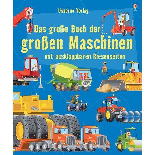 Minna Lacey - Das große Buch der große Maschinen - Preis vom 22.06.2021 04:48:15 h