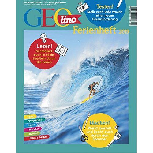 GEOlino Ferienheft - GEOlino Ferienheft 1/2019 Machen! - Preis vom 22.06.2021 04:48:15 h