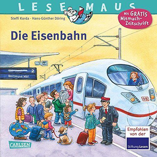 Korda LESEMAUS 100: Die Eisenbahn - Preis vom 23.09.2021 04:56:55 h