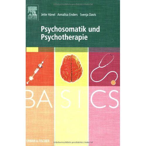 Jette Hänel - BASICS Psychosomatik und Psychotherapie - Preis vom 16.06.2021 04:47:02 h