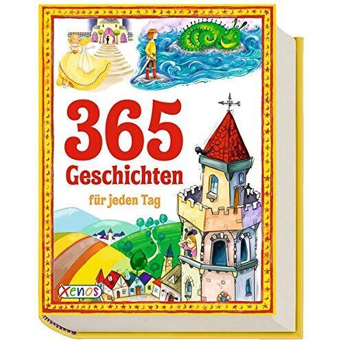 - 365 Geschichten für jeden Tag (Geschichtenschatz) - Preis vom 21.06.2021 04:48:19 h