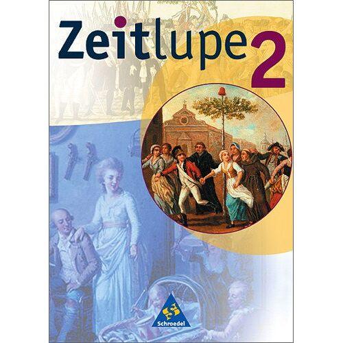 Hans-Jürgen Pandel - Zeitlupe - Geschichte Hauptschule: Zeitlupe - Allgemeine Ausgabe: Schülerband 2: Menschen machen Geschichte - Preis vom 28.07.2021 04:47:08 h