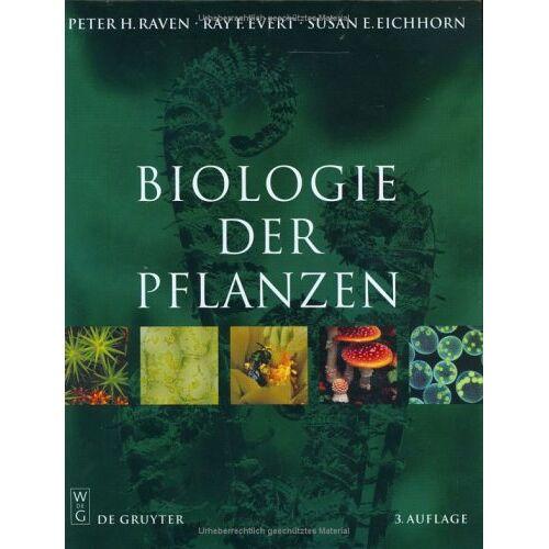 Raven, Peter H. - Biologie der Pflanzen - Preis vom 17.05.2021 04:44:08 h