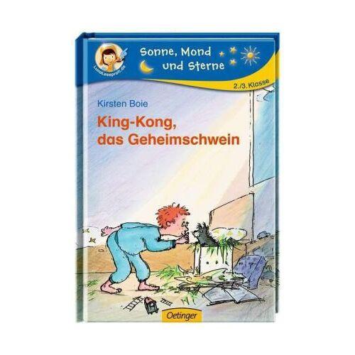 Kirsten Boie - King-Kong, das Geheimschwein - Preis vom 26.07.2021 04:48:14 h