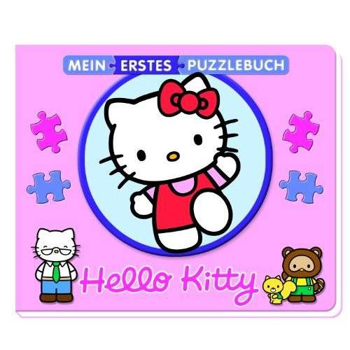 PIL (Germany) GmbH - Hello Kitty, Mein erstes Puzzlebuch - Preis vom 19.06.2021 04:48:54 h