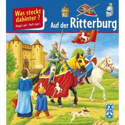 - Was steckt dahinter? Auf der Ritterburg: Klapp's auf - find's raus! - Preis vom 11.10.2021 04:51:43 h